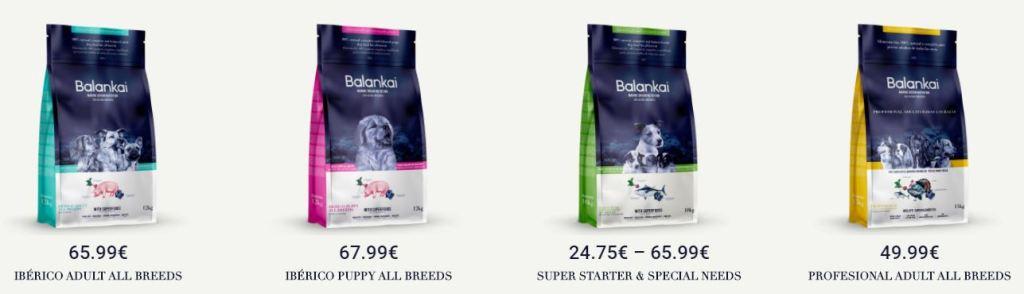 pienso para perros super premium