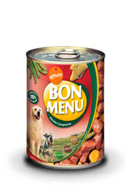 Sabor tradicional pienso húmedo Bon Menú