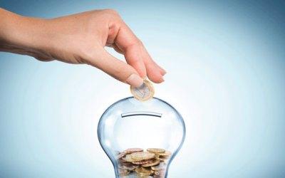 Households' impressive mid-winter energy savings