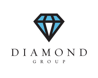30 Creative Diamond Logo Design Examples For Inspiration