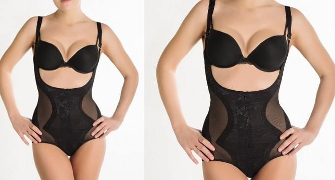 The Best Shapewear For Muffin Top, Love Handles, Tummy Control- Top 15 Choices