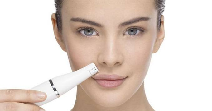 effects-of-using-epilator-on-face