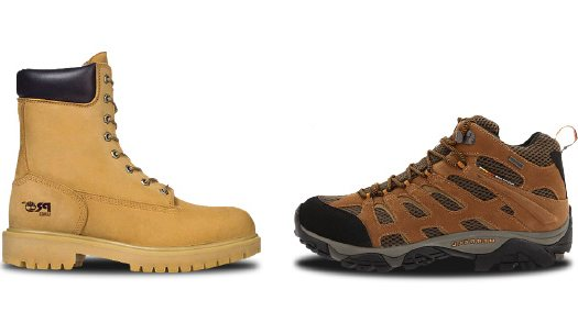 Differences between Work Boots and Hiking Boots Archives ...