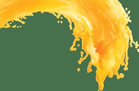 Juice Png Hd Quality Orange Juice Splash Png Image With Transparent Background