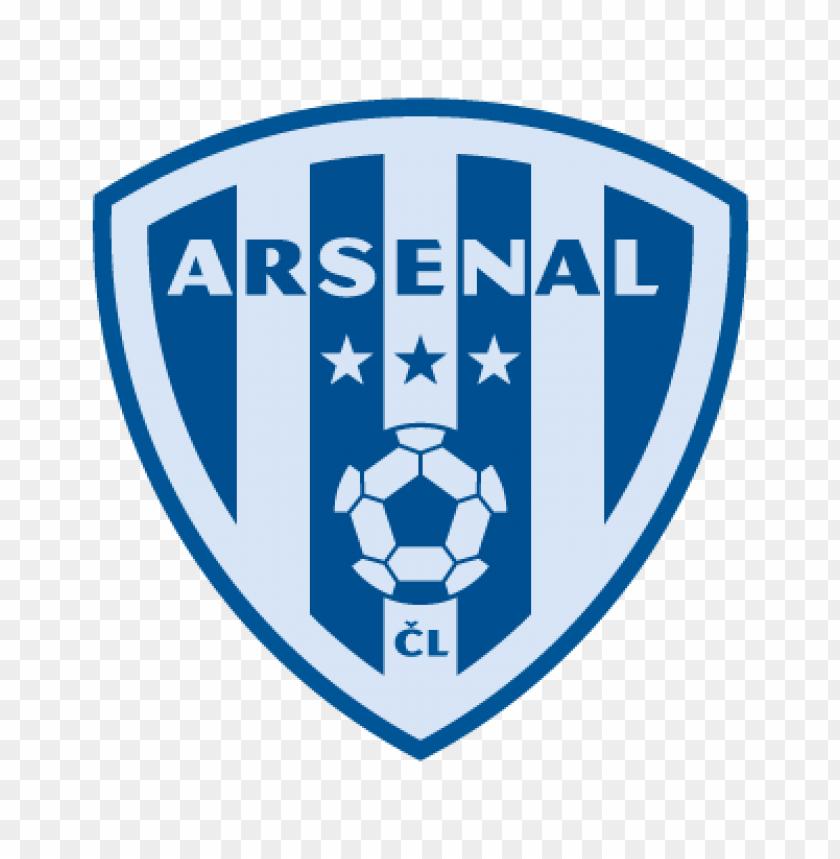 fk arsenal ceska lipa vector logo toppng