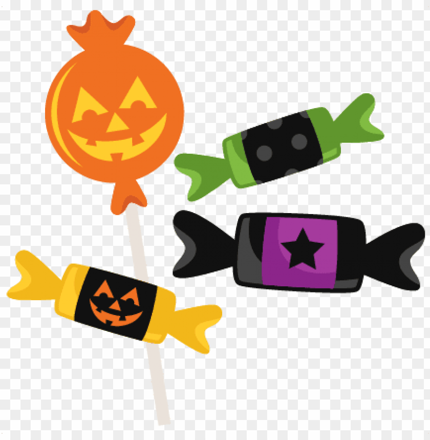 Halloween Candy Clipart Png Halloween Candy Cartoon Png Image With Transparent Background Toppng