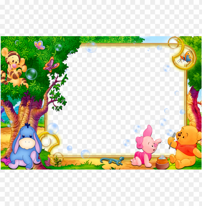 Kids Background Frame Png Png Image With Transparent Background Toppng