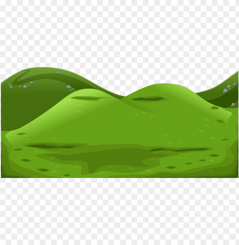 Our free cutout pngs have no royalties. Reen Mountain Ground Png Clipart Green Mountain Clipart Png Image With Transparent Background Toppng