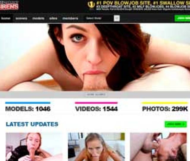 Deepthroat Sirens Review Deepthroat Sirens Is The Best Deepthroat Porn Site