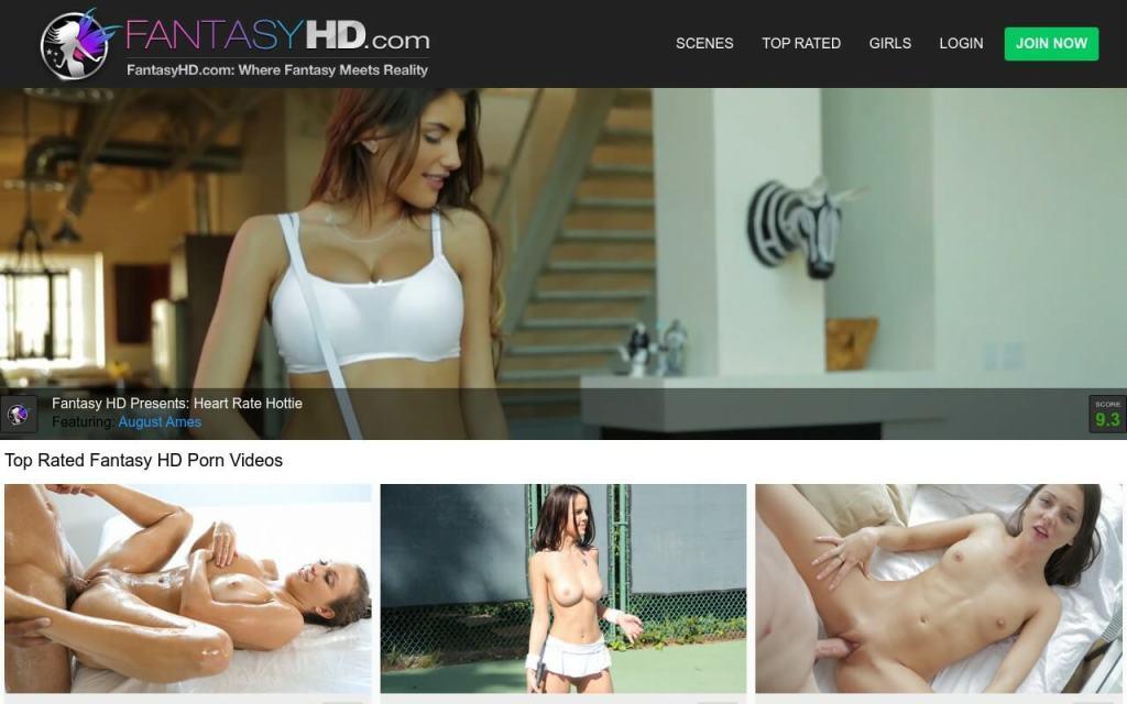 FantasyHD - top Porn Sites For Women