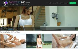 FantasyHD - top Porn Sites For Women