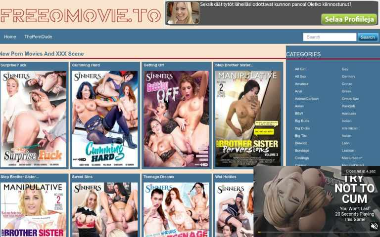 Freeomovie - top Free Full Length Porn Movies Sites