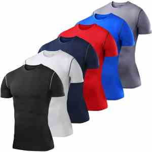 Top 10 best men's compression top for athletic in 2016 reviews