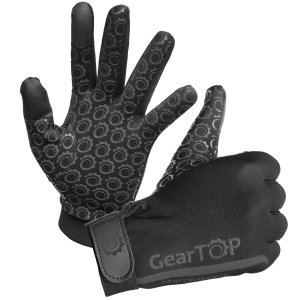 Top 10 Best Men's Gloves, Mittens and Liners for Athletics in 2016 reviews