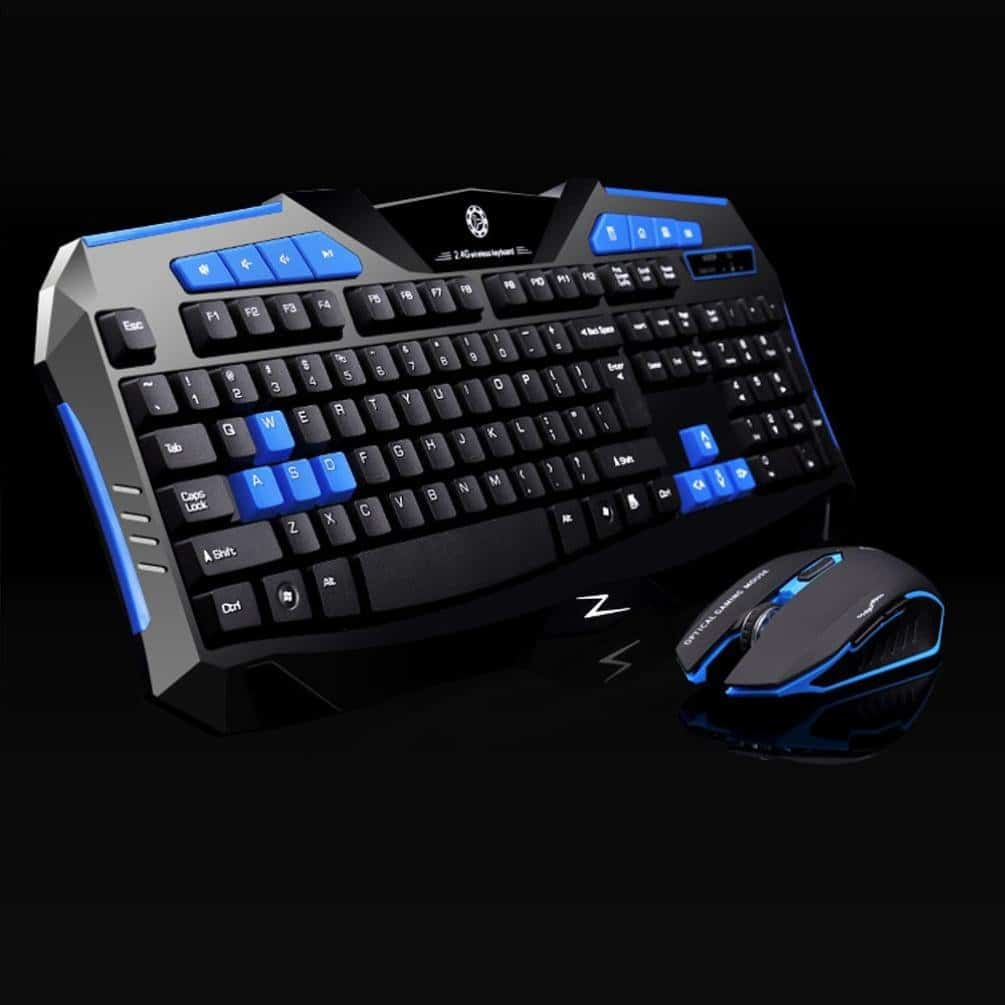 top 10 best gaming keyboard mouse sets in 2018 review. Black Bedroom Furniture Sets. Home Design Ideas