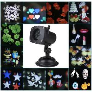 Top 10 cheap best Christmas landscape projector lights 2017 – review & buyer's guideline