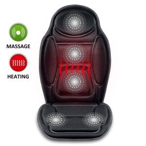 Are You Looking For Smooth Vibrating Massage Car Seat Cushion On The Right Path Now With Heat Therapy By