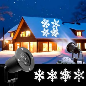 the best white laser christmas light for outdoor landscape and garden