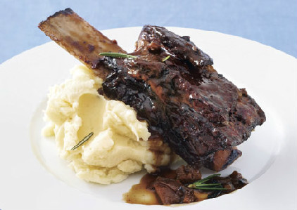 Short Ribs & Wine