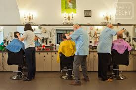 Zakład fryzjerski