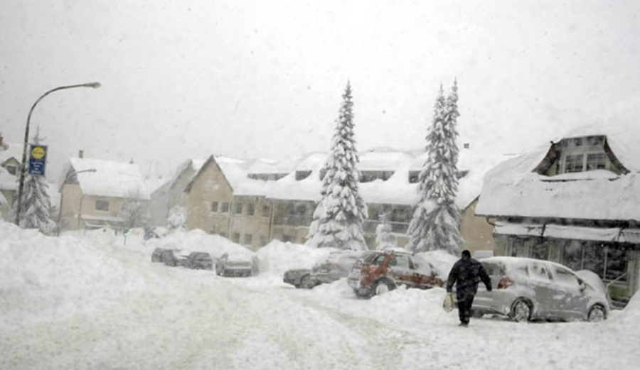 Ледени дан у Србији, на снази црвени метео-аларм, температуре и испод минус 20