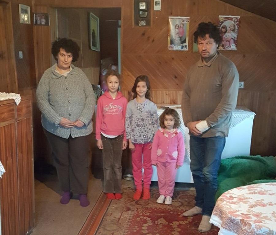 Очева надница прехрањује петочлану породицу