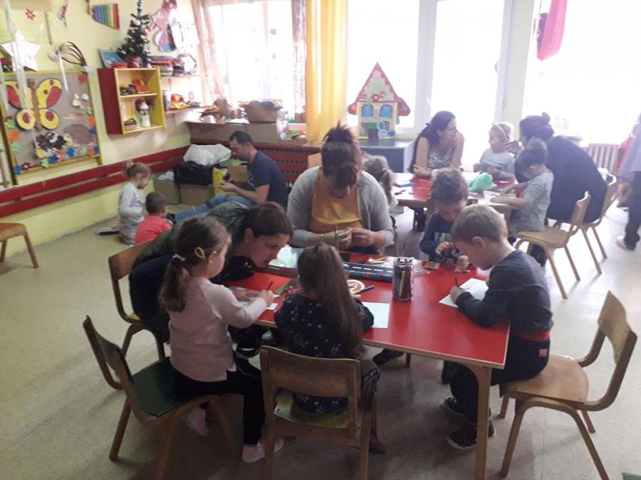 Низом активности обележена дечја недеља у Тополи