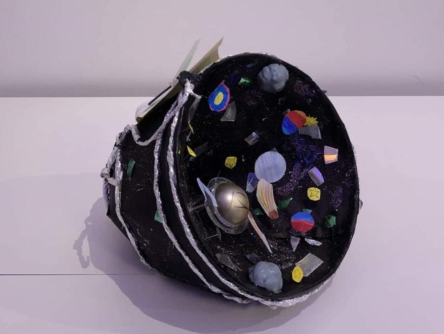 Новогодишњи украс из Шаторње заблистао на Фестивалу науке у Београду