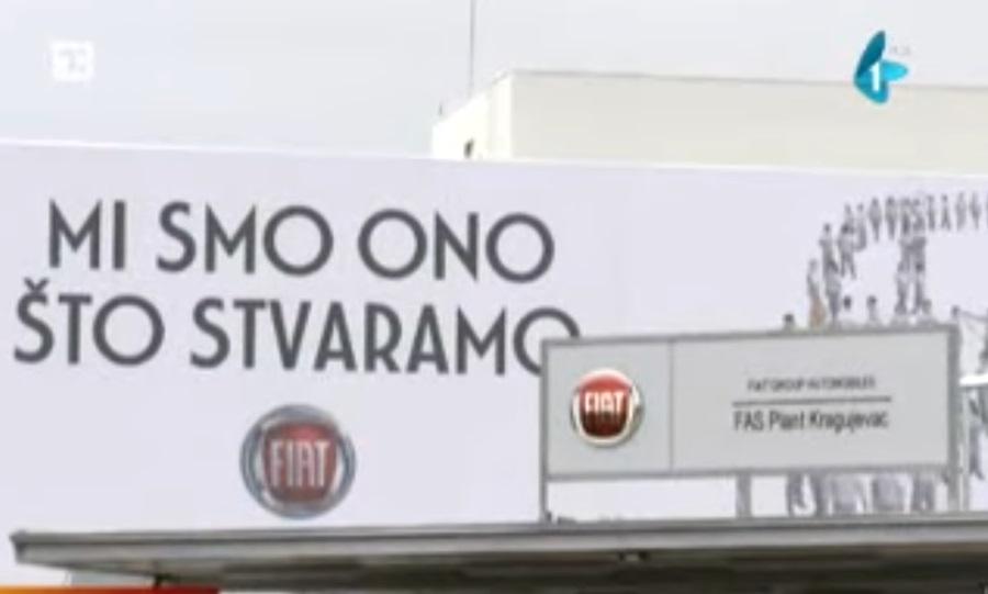 Стаје ФИЈАТ у Крагујевцу: Италијанска компанија привремено обуставила производњу у осам погона