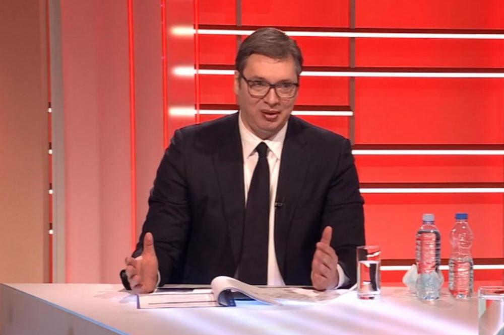 Вучић: Избори ће бити одржани 21. јуна