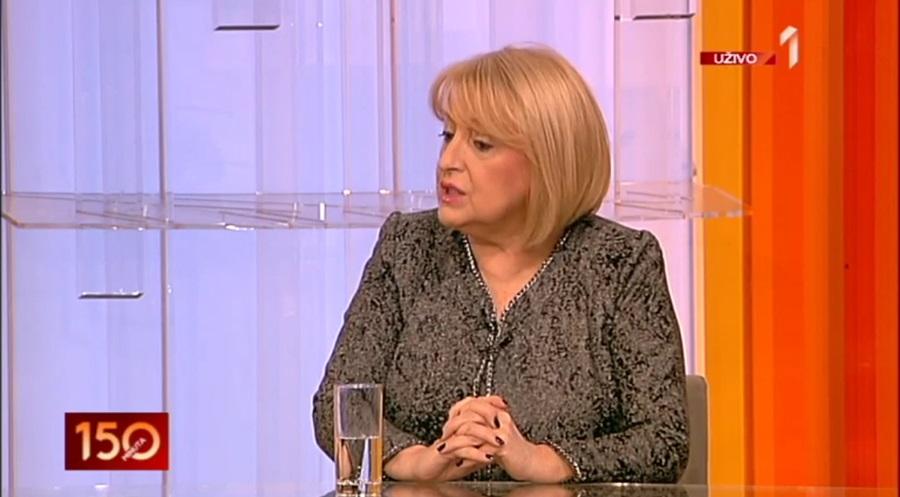 Славица Ђукић Дејановић од вечерас саветује путем вајбера