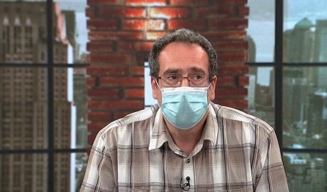 Јанковић: Ускоро обавезне маске и на отвореном при контакту