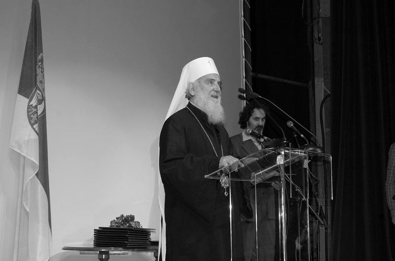 Упокојио се патријарх Иринеј