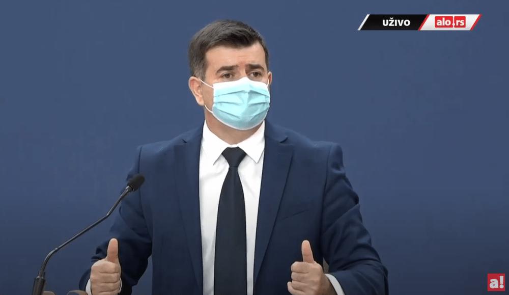Ђерлек: Вакцина је спас, стижу нове дозе