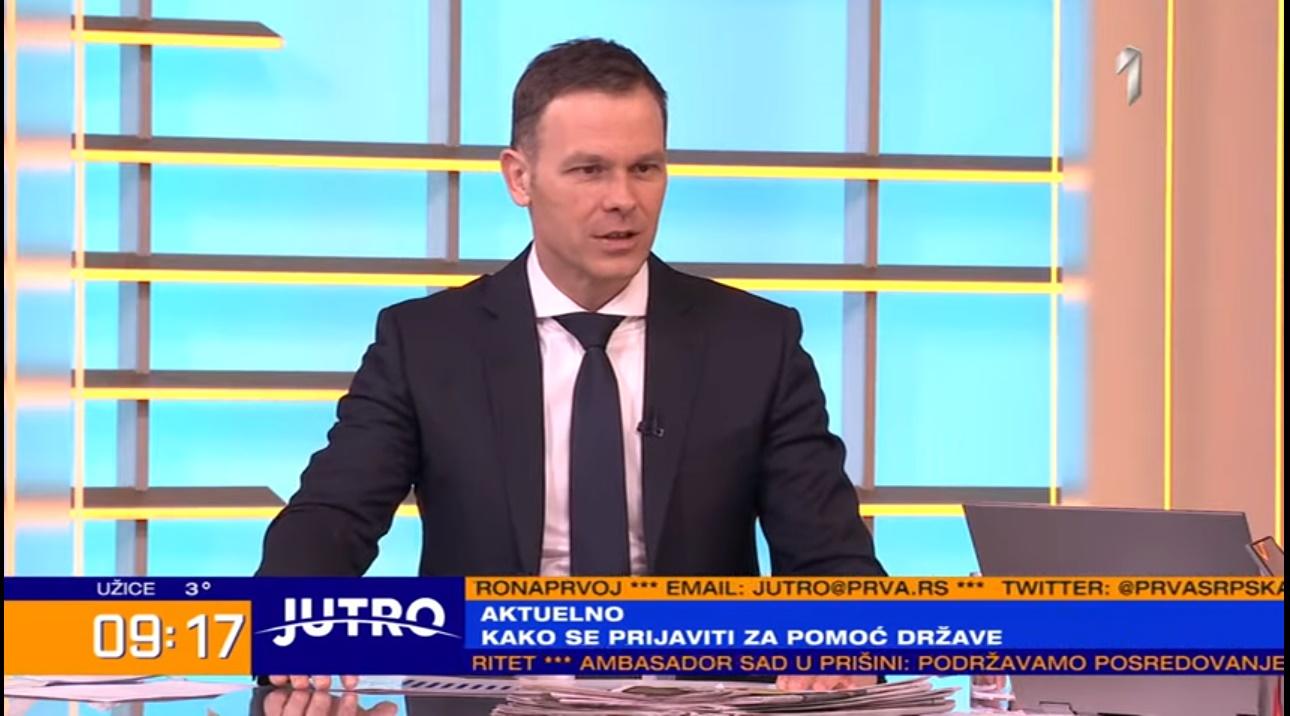 Министар најавио нову новчану помоћ: Ова група грађана добиће по 120 евра