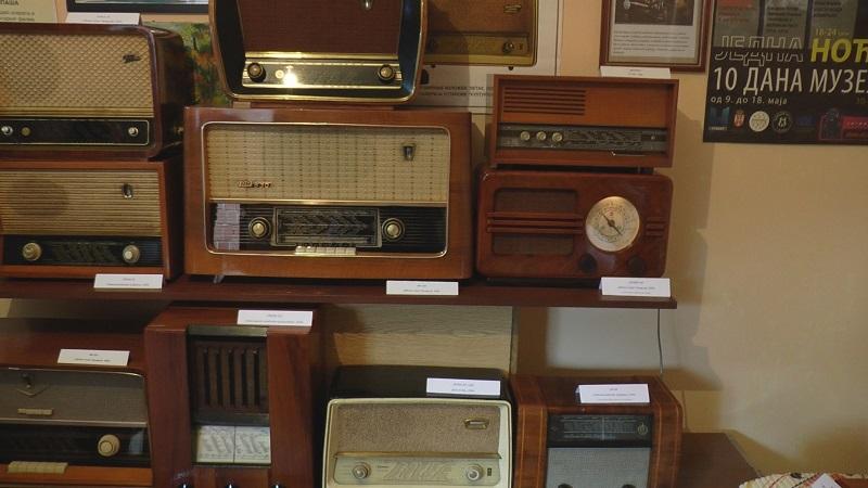 Изложба радио и тв пријемника на Руднику, најстарији експонат био у власништву француске новинске агенције