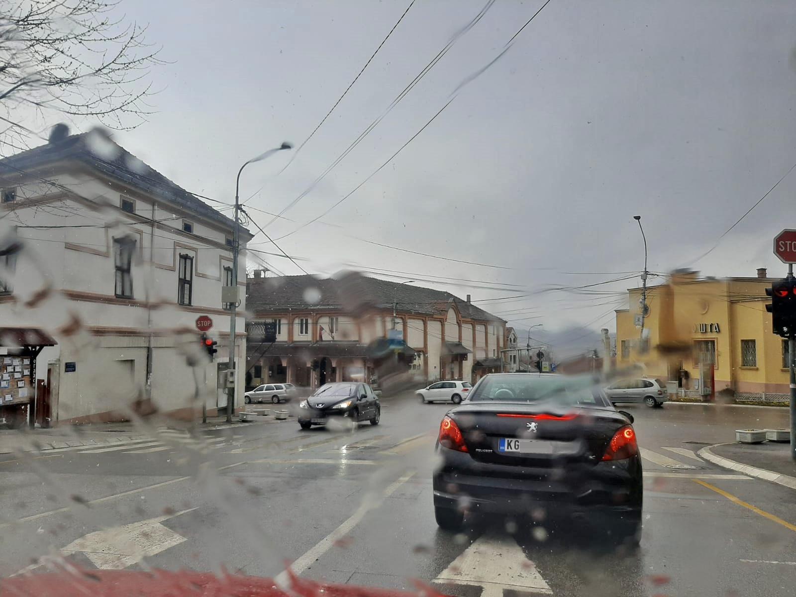 Опрез у вожњи због промена и кише, радови у тунелу Бранчић
