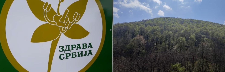 Територија општине Топола и Љиг изузета из геолошких истраживања: Здрава Србија честита победу грађанима