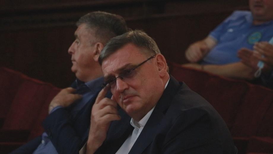 Директор Путева Србије постао и званично почасни грађанин општине Лучани, Дробњак није могао да сакрије сузе