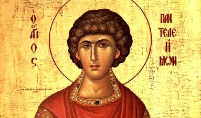 Све што сте одлагали, данас започните: Славимо светог Пантелију, брата Илије Громовника