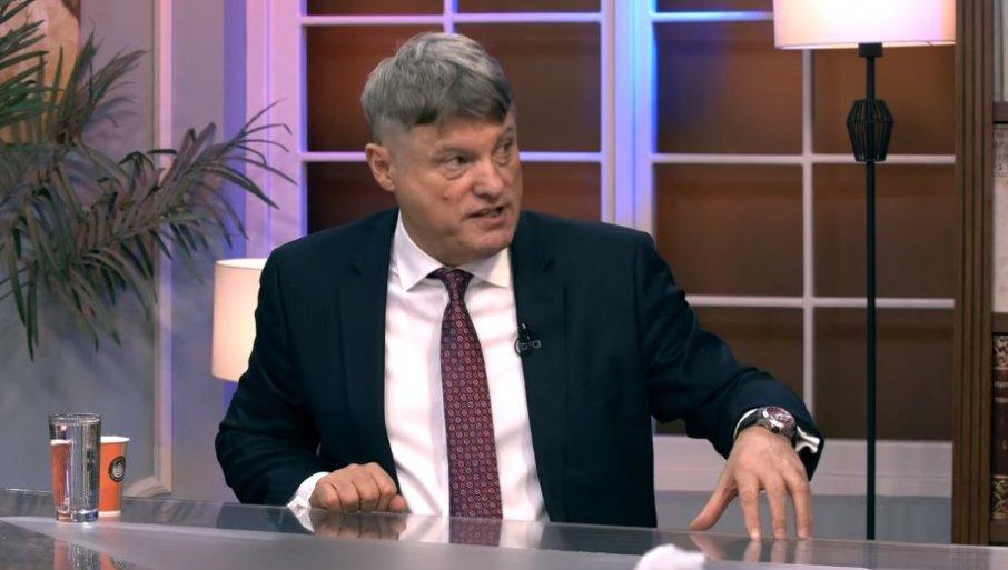 Преминуо новинар и војнополитички коментатор Мирослав Лазански