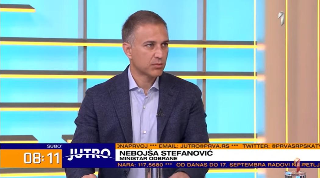 Стефановић: Ако се врати обавезни војни рок, биће шест месеци