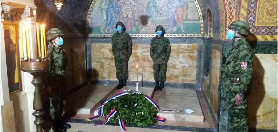 На Опленцу обележена годишњица смрти краља Александра I Карађорђевића