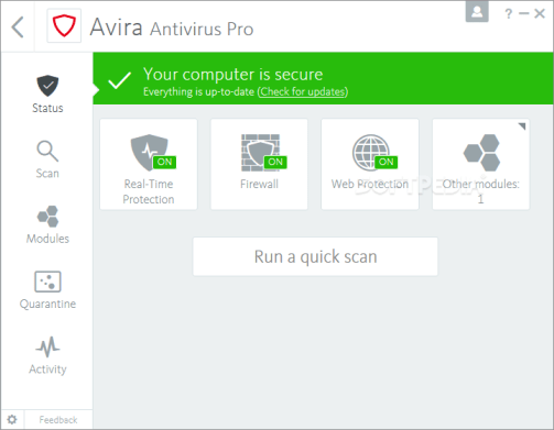 Avira Optimization Suite 1.2.126.28786  Crack & Key 2019 {Full Free}