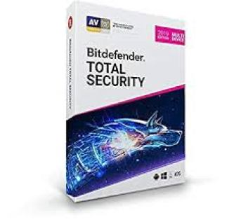 Bitdefender Total Security 2019 Crack & Activation Code [Lifetime]