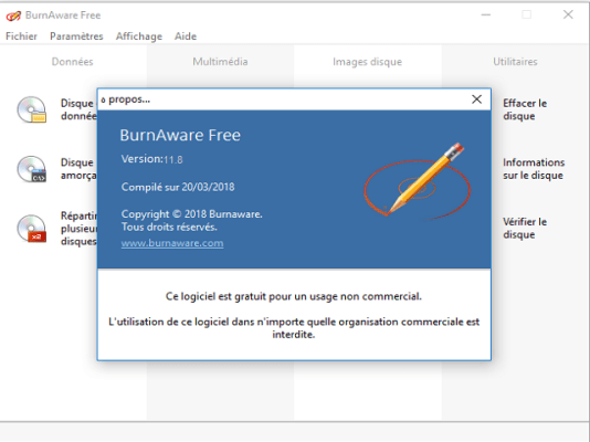 BurnAware Free 12.4 Crack With Serial Key Download Free