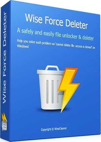 Wise Force Deleter 1.5.2.53+ Portable Free Download