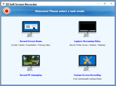 ZD Soft Screen Recorder 11.1.15.0 Registration Code With Crack 2019