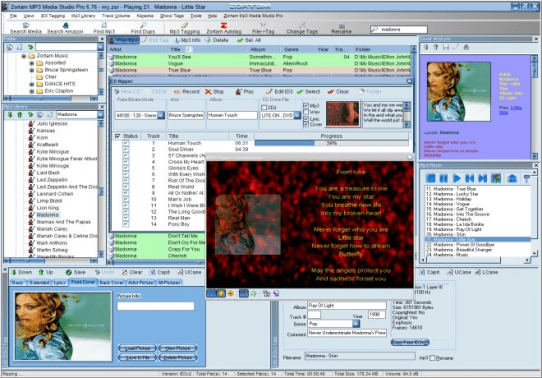 Zortam Mp3 Media Studio 25.40 Crack & Keygen Free Is Here