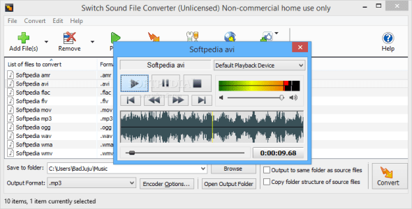 Switch Sound File Converter 7.02 Registration Key + Crack Free Download